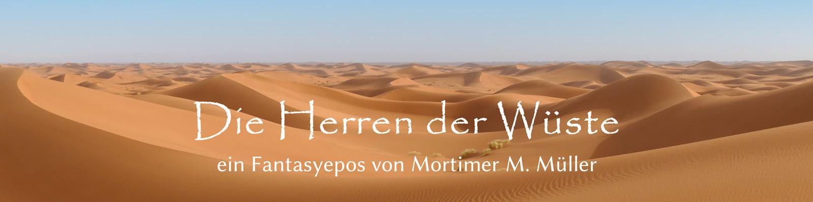 Die Herren der Wüste
